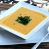 Thanksgiving Week: Sweet Potato and Apple Soup