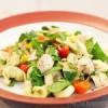 Balsamic Chicken Tortellini Salad