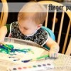 Busy Toddlers: Finger Paints