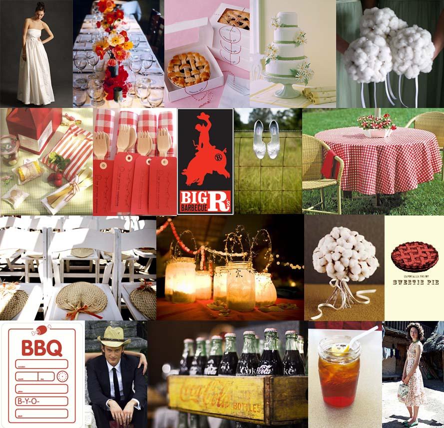 Bbq Wedding Reception Ideas: Rustic Wedding Inspiration