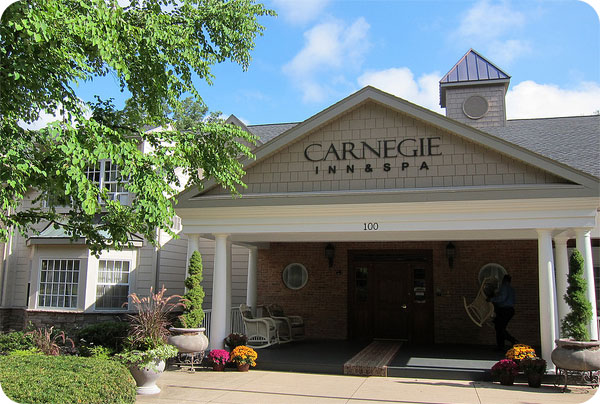 Carnegie Inn & Spa in State College – The Culinary Couple