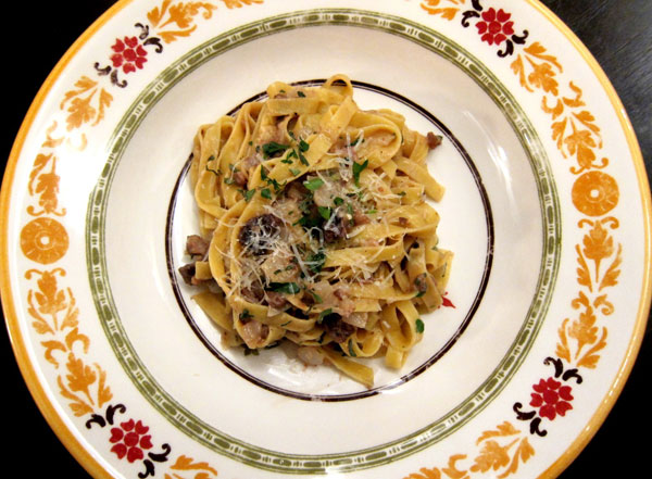 Guest Post: Egg Pasta with Chestnuts, Pancetta, and Sage ...