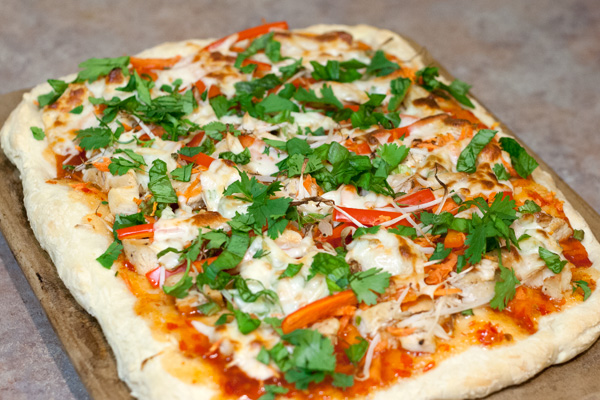 ... thai chicken pizza with spicy spicy thai chicken pizza with thai