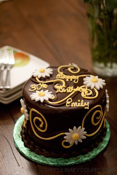Birthday Cake 2 The Culinary Couple