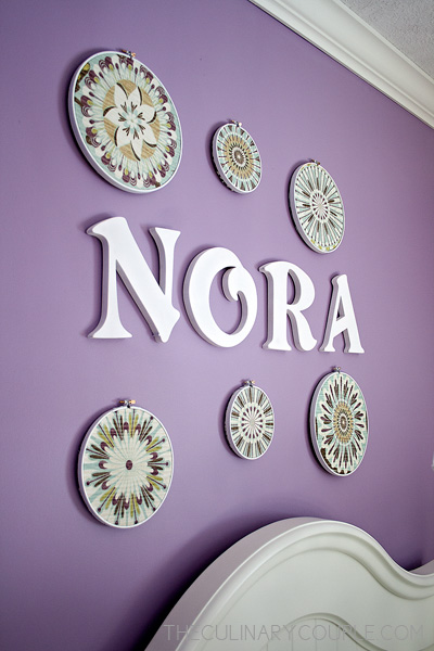 Welome To Nora S Nursery The Culinary Couple